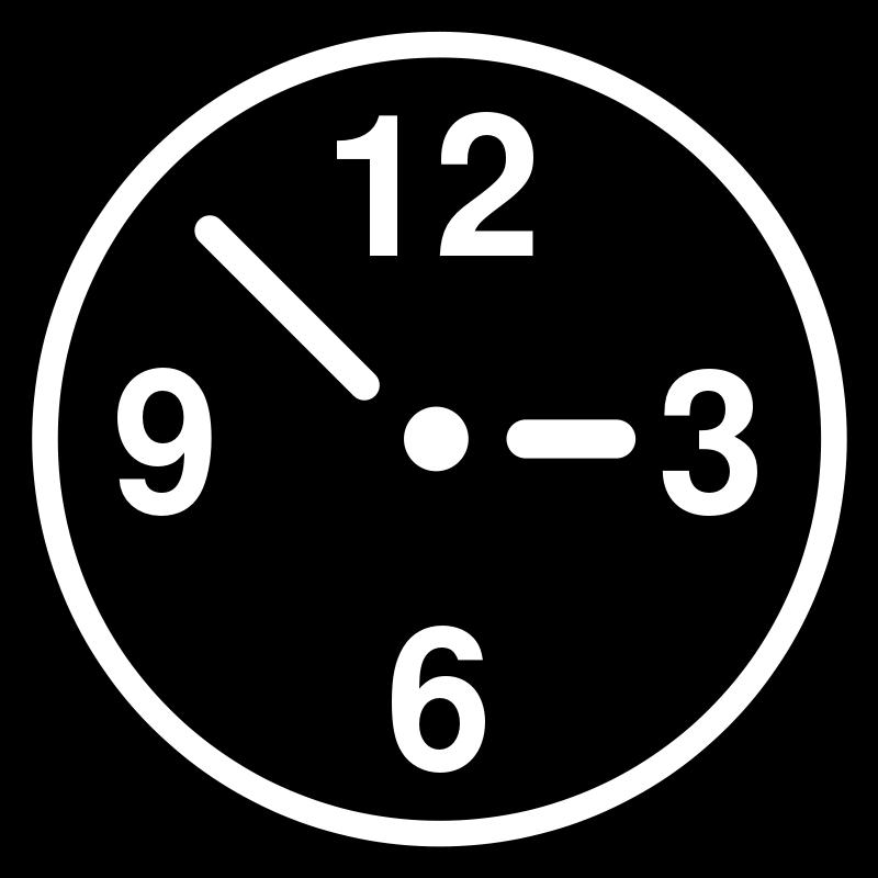 Studiobornholm.dk ur clock